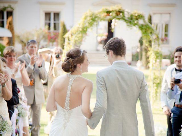 Le mariage de Luiz et Barbara à Le Coudray-Montceaux, Essonne 5