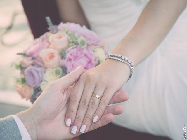 Le mariage de Luiz et Barbara à Le Coudray-Montceaux, Essonne 6