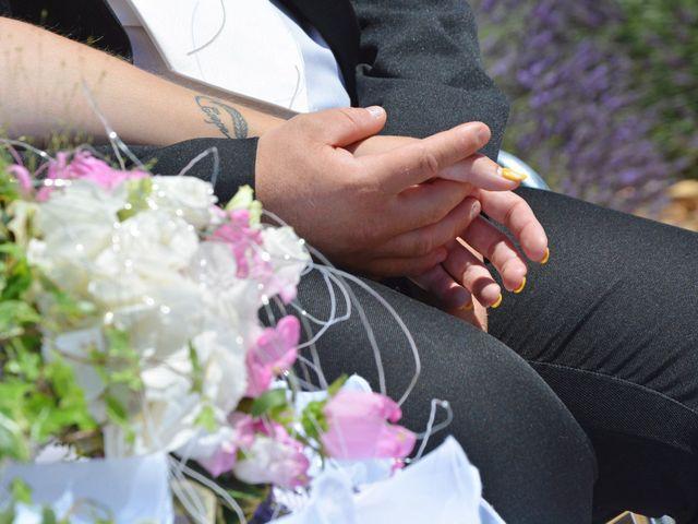 Le mariage de Vincent et Marine à Valensole, Alpes-de-Haute-Provence 12