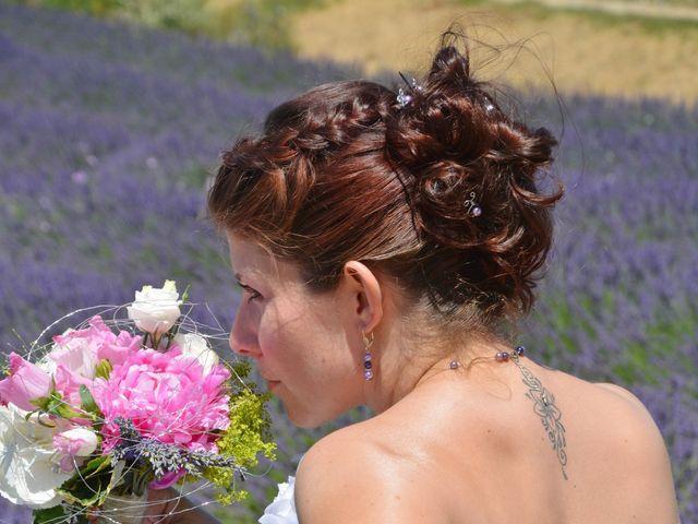Le mariage de Vincent et Marine à Valensole, Alpes-de-Haute-Provence 16