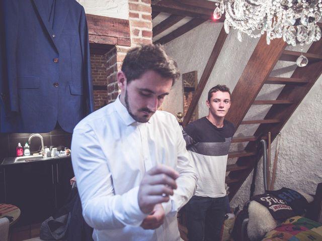 Le mariage de Florent et Claire à Saint-André Lez Lille, Nord 10