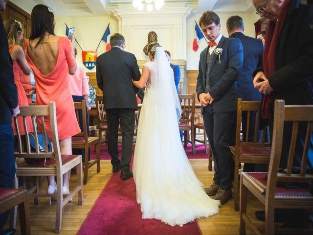 Le mariage de Florent et Claire à Saint-André Lez Lille, Nord 59