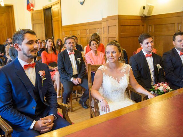 Le mariage de Florent et Claire à Saint-André Lez Lille, Nord 60