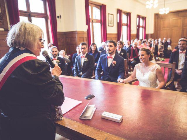 Le mariage de Florent et Claire à Saint-André Lez Lille, Nord 63