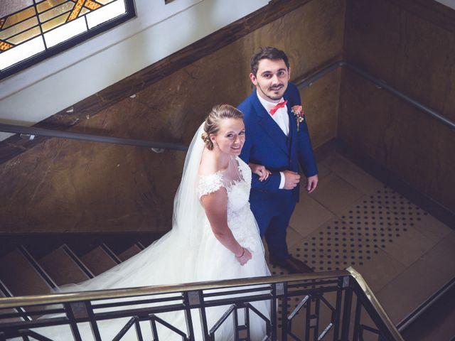 Le mariage de Florent et Claire à Saint-André Lez Lille, Nord 77