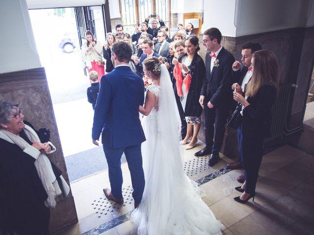 Le mariage de Florent et Claire à Saint-André Lez Lille, Nord 81