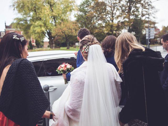 Le mariage de Florent et Claire à Saint-André Lez Lille, Nord 91