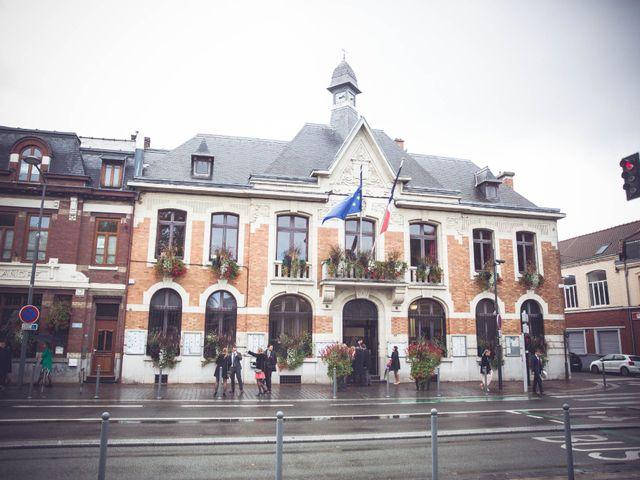 Le mariage de Florent et Claire à Saint-André Lez Lille, Nord 100