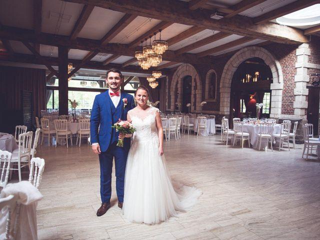 Le mariage de Florent et Claire à Saint-André Lez Lille, Nord 109