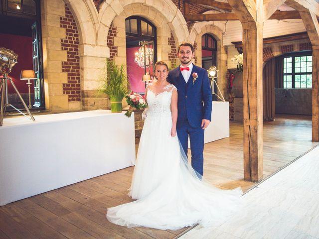 Le mariage de Florent et Claire à Saint-André Lez Lille, Nord 112