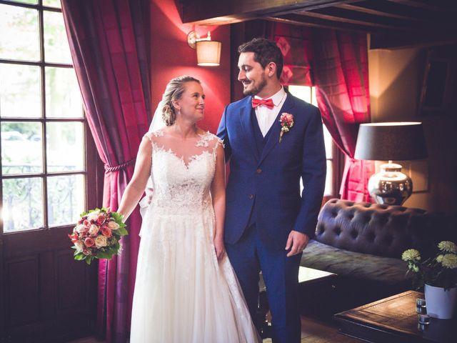 Le mariage de Florent et Claire à Saint-André Lez Lille, Nord 115