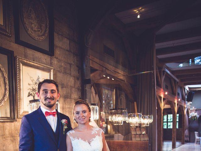 Le mariage de Florent et Claire à Saint-André Lez Lille, Nord 120