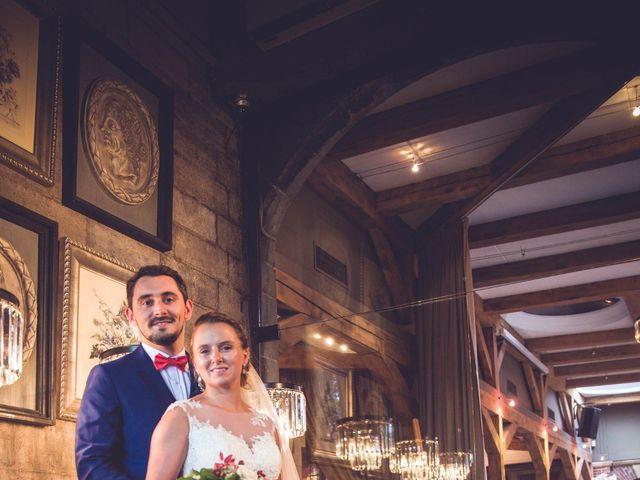 Le mariage de Florent et Claire à Saint-André Lez Lille, Nord 124