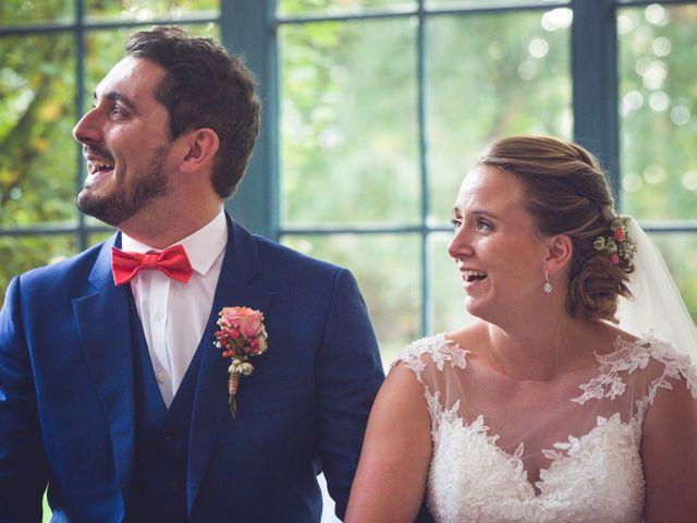 Le mariage de Florent et Claire à Saint-André Lez Lille, Nord 142