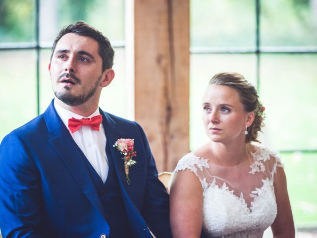 Le mariage de Florent et Claire à Saint-André Lez Lille, Nord 147