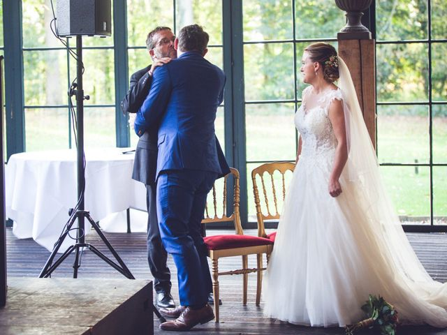 Le mariage de Florent et Claire à Saint-André Lez Lille, Nord 152