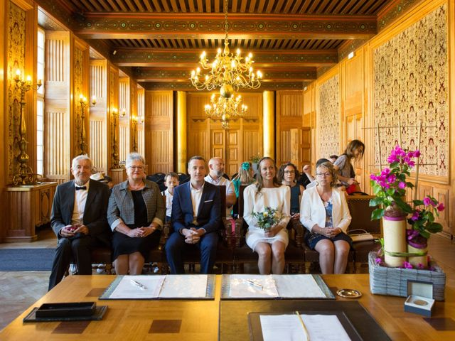 Le mariage de Benoit et Solène à Tiffauges, Vendée 6