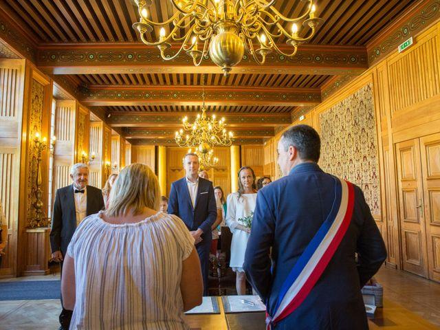 Le mariage de Benoit et Solène à Tiffauges, Vendée 7