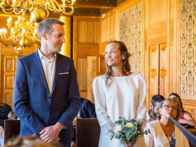 Le mariage de Benoit et Solène à Tiffauges, Vendée 8