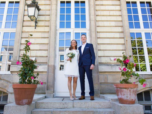Le mariage de Benoit et Solène à Tiffauges, Vendée 11