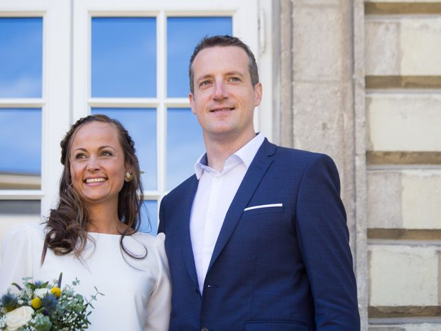 Le mariage de Benoit et Solène à Tiffauges, Vendée 12
