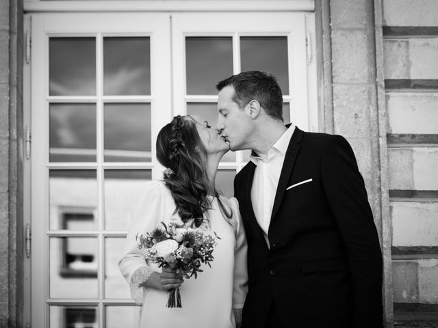 Le mariage de Benoit et Solène à Tiffauges, Vendée 13