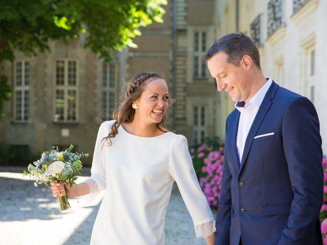 Le mariage de Benoit et Solène à Tiffauges, Vendée 16