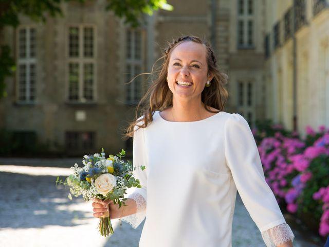 Le mariage de Benoit et Solène à Tiffauges, Vendée 17