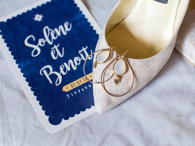 Le mariage de Benoit et Solène à Tiffauges, Vendée 36