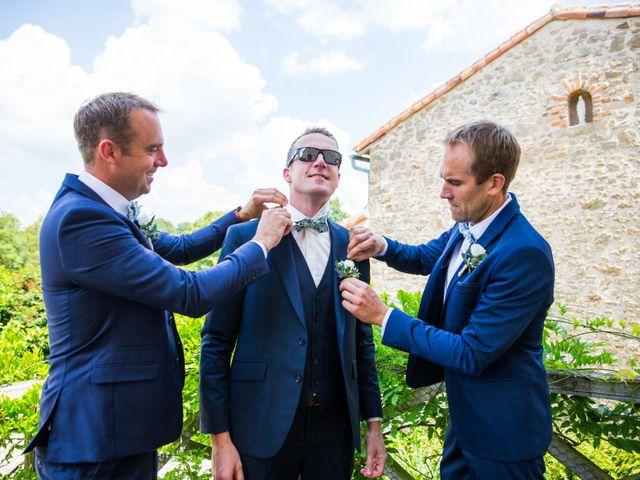 Le mariage de Benoit et Solène à Tiffauges, Vendée 64