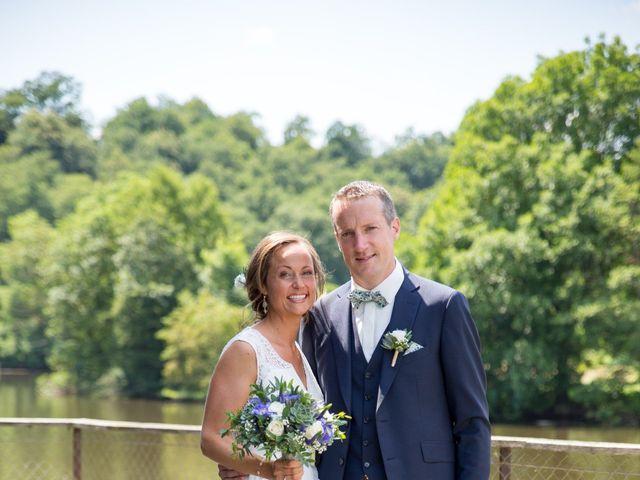 Le mariage de Benoit et Solène à Tiffauges, Vendée 78