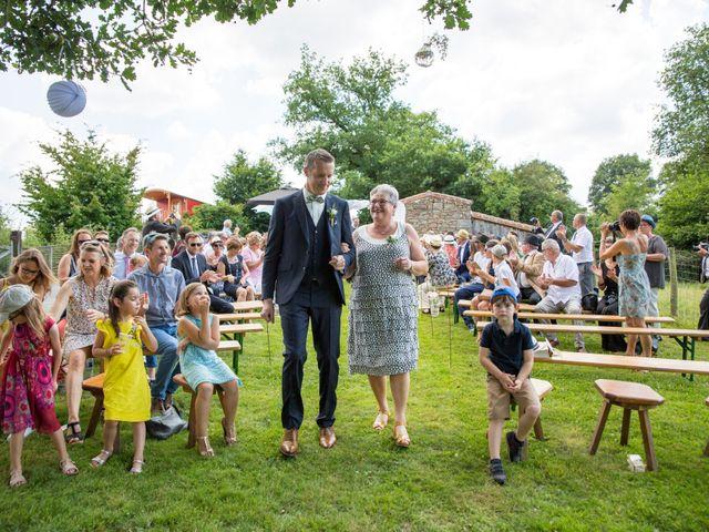 Le mariage de Benoit et Solène à Tiffauges, Vendée 82