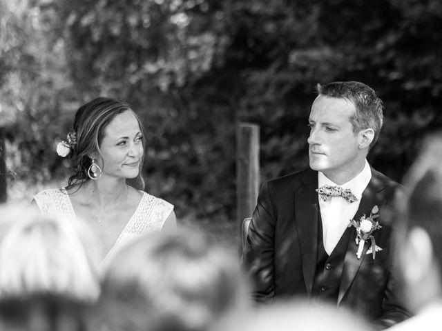 Le mariage de Benoit et Solène à Tiffauges, Vendée 88