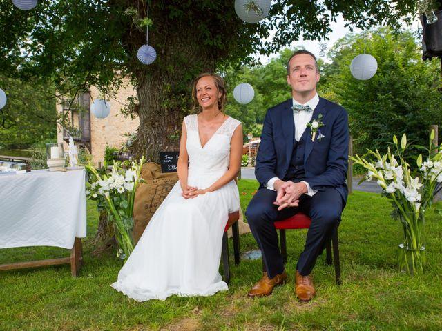 Le mariage de Benoit et Solène à Tiffauges, Vendée 90