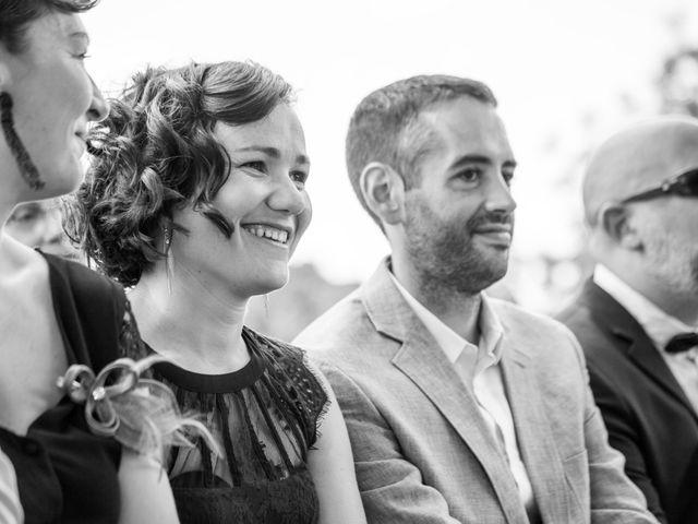 Le mariage de Benoit et Solène à Tiffauges, Vendée 92