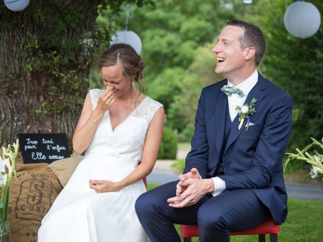 Le mariage de Benoit et Solène à Tiffauges, Vendée 99