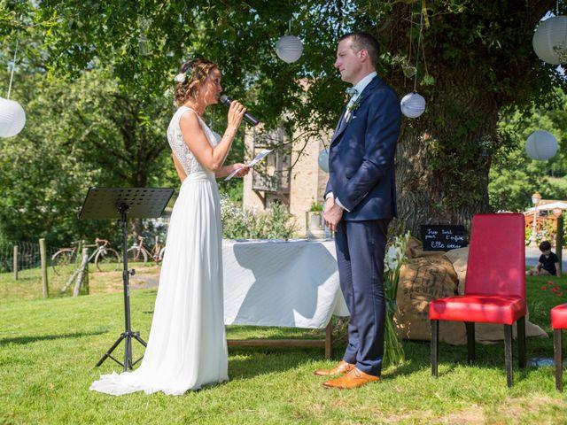 Le mariage de Benoit et Solène à Tiffauges, Vendée 103