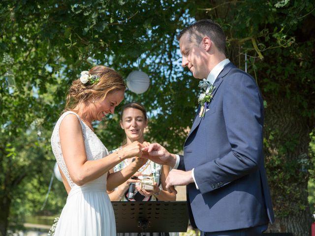Le mariage de Benoit et Solène à Tiffauges, Vendée 105