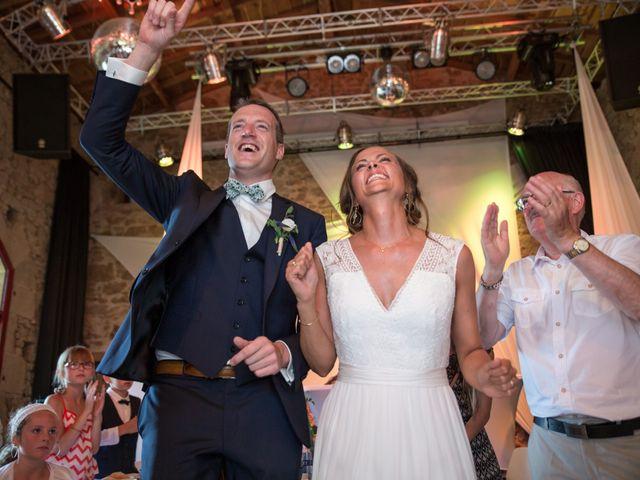 Le mariage de Benoit et Solène à Tiffauges, Vendée 134