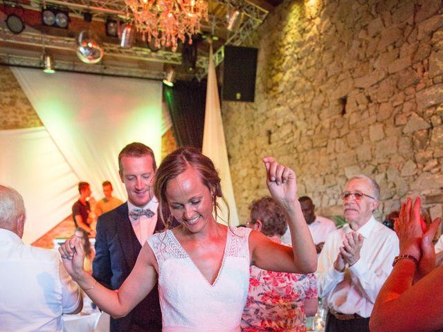 Le mariage de Benoit et Solène à Tiffauges, Vendée 135