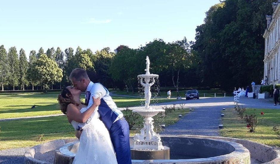 Le mariage de Sébastien  et Angélique  à Saint-Aubin-du-Perron, Manche