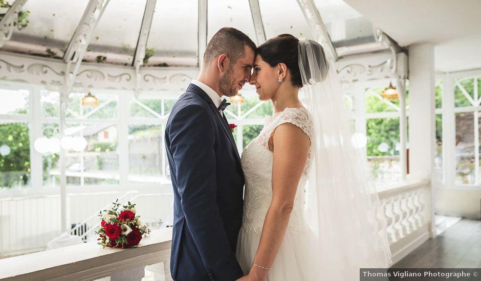 Le mariage de Jonathan et Alexia à Voiron, Isère
