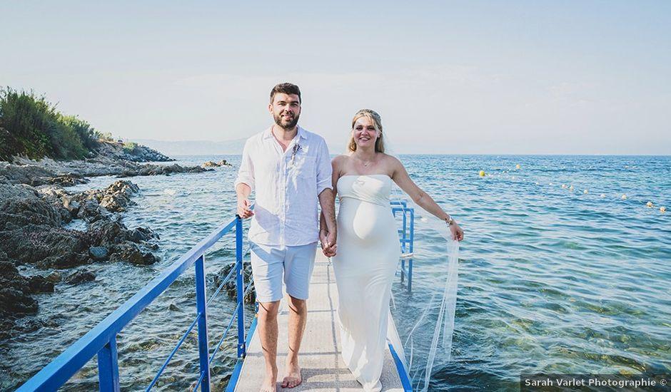 Le mariage de Ed Double et Poppy à Saint-Tropez, Var
