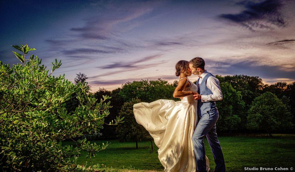 Le mariage de Guillaume et Sandy à Coye-la-Forêt, Oise