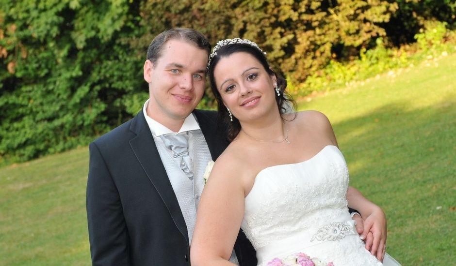 Le mariage de Julie Anne et Yoann à Morangis, Essonne