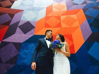 Le mariage de Feriel et Huynh