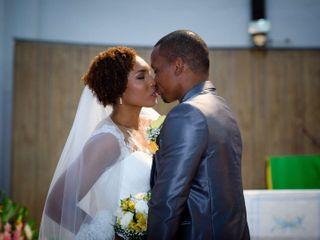 Le mariage de Aurélia et Jonathan 1