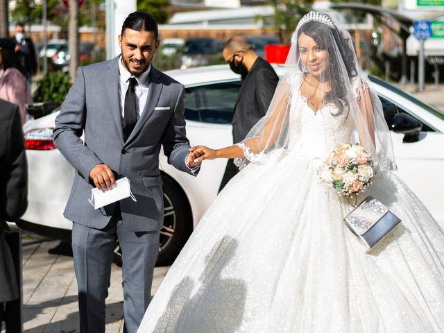 Le mariage de Nephis et Basma à Saint-Priest, Rhône 7