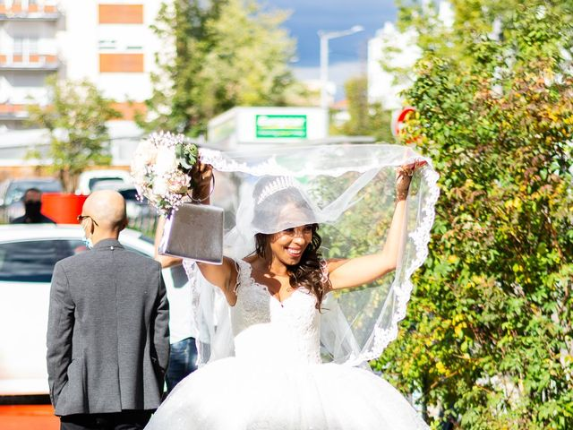 Le mariage de Nephis et Basma à Saint-Priest, Rhône 8