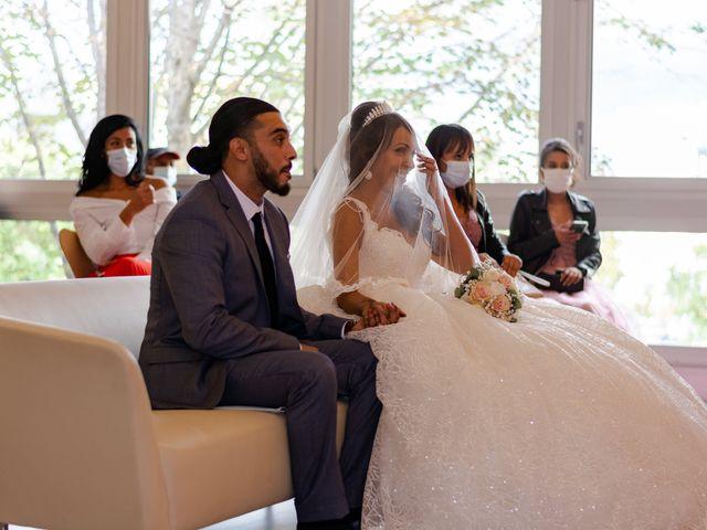 Le mariage de Nephis et Basma à Saint-Priest, Rhône 12